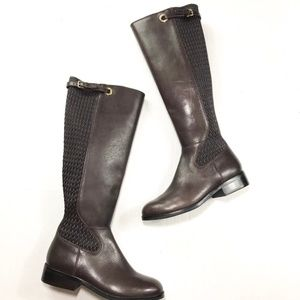 Cole Haan Simona Tall Boots Brown 5
